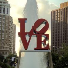 Philadelphia - Love Statue