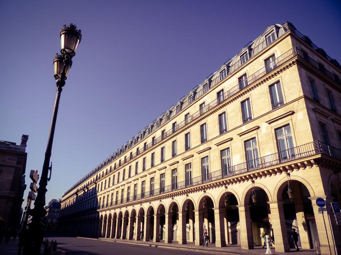 Paris - Rue de Rivoli
